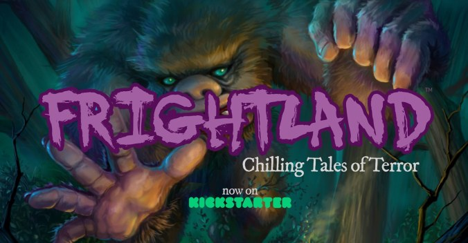 Back FRIGHTLAND on Kickstarter