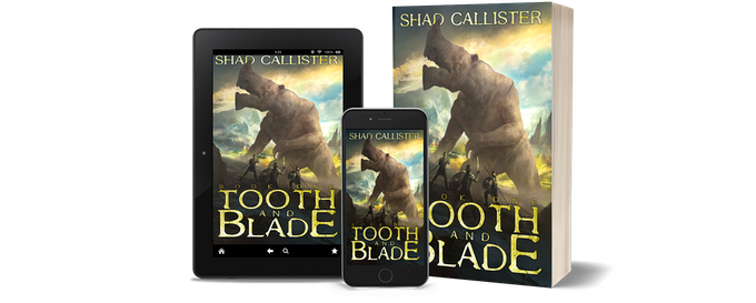 Tooth and Blade books